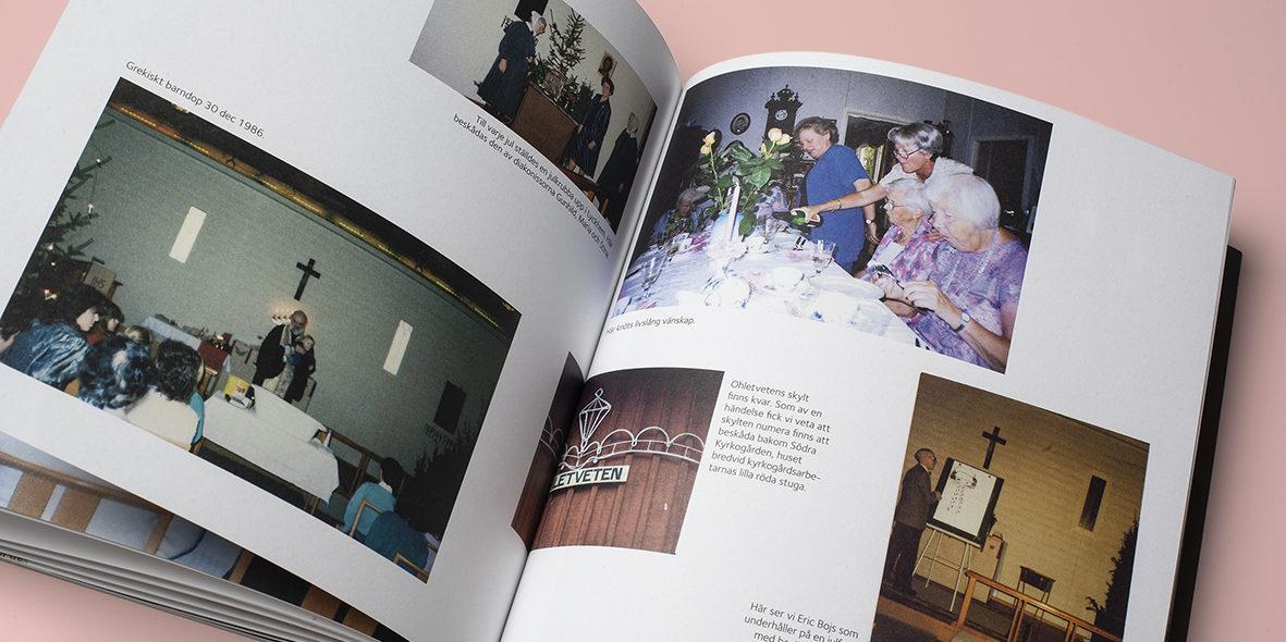 En minnesbok om Lyckhem